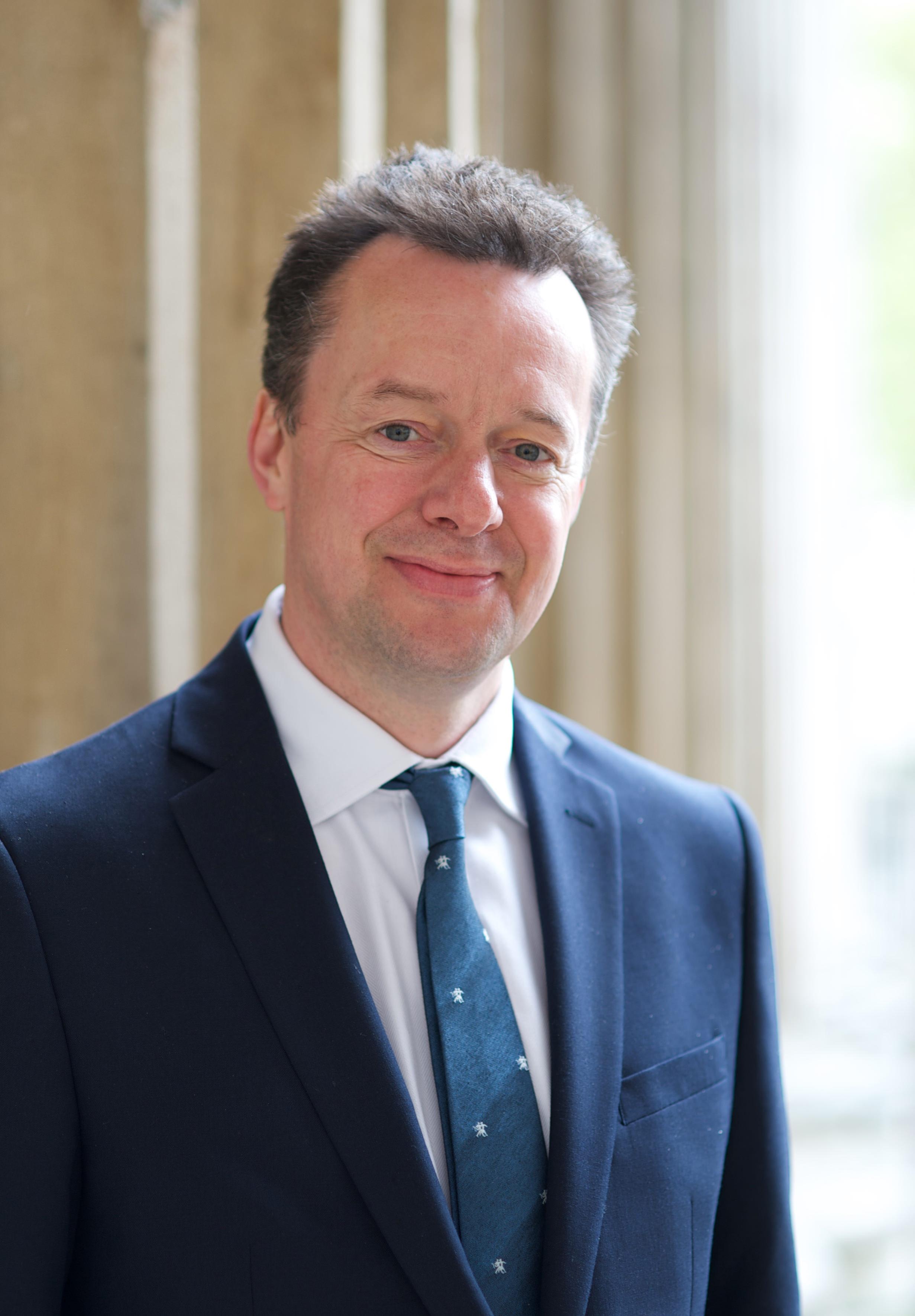 Mark Hallett, Director of Studies